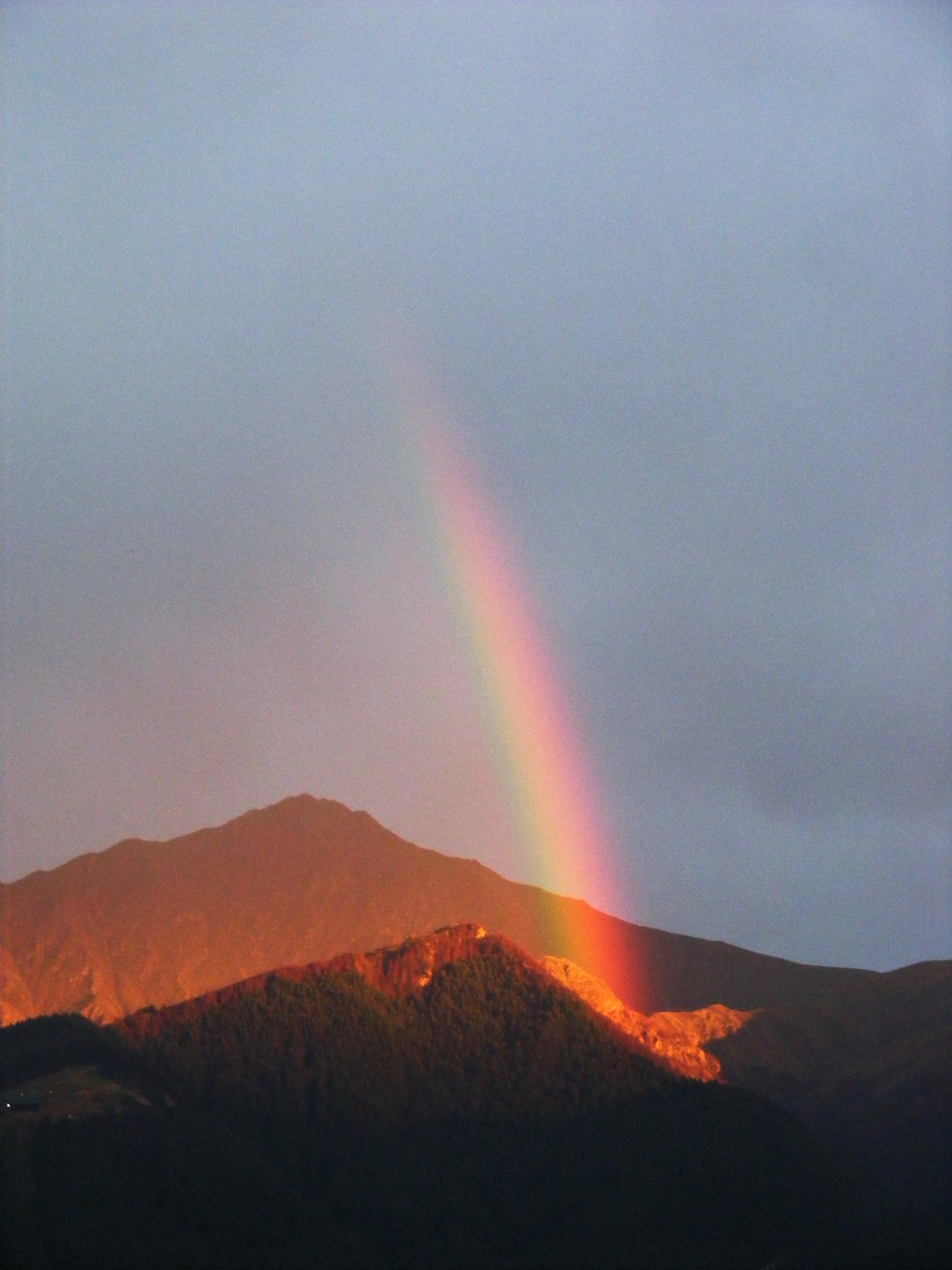 Queenstown rainbow