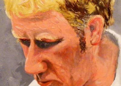 Portrait of Paul 5x7